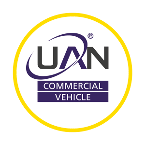 UAN commercial vehicle logo